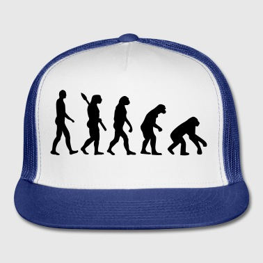 Evolution backwards Buttons - Trucker Cap