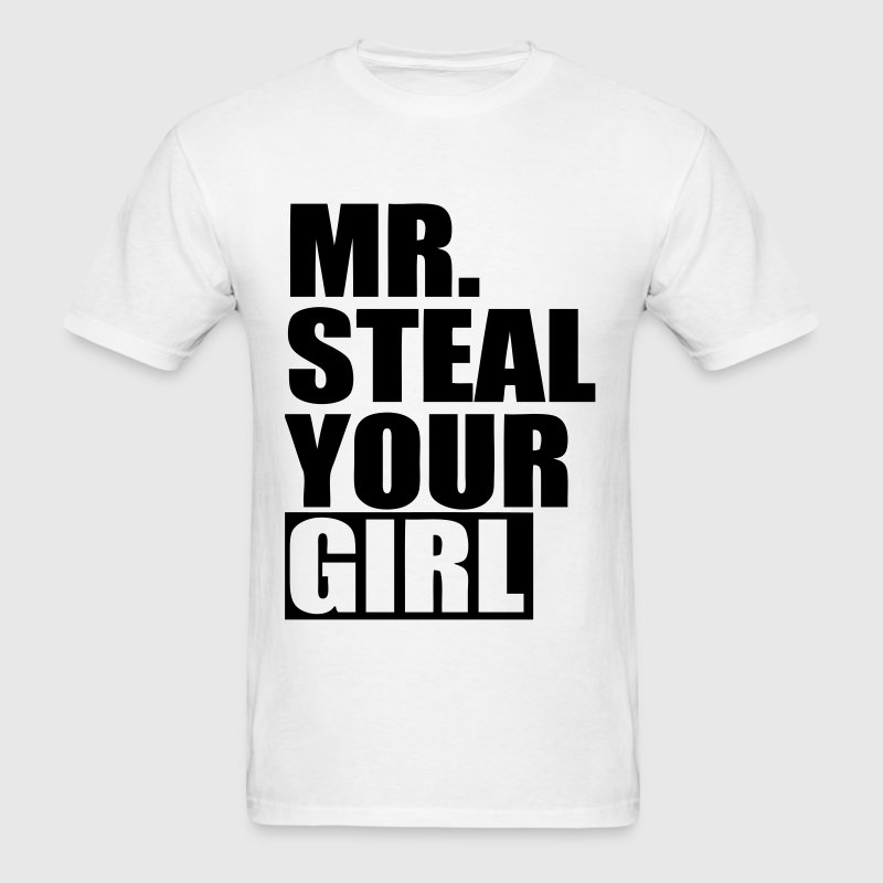 Mr. Steal Your Girl Kids' Shirts - stayflyclothing.com - Men's T-Shirt
