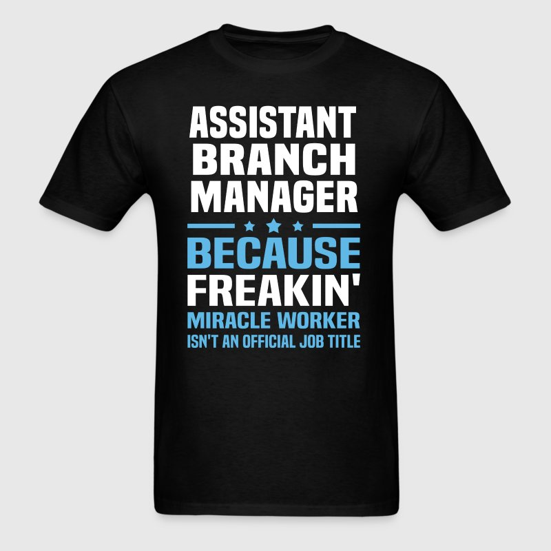 Assistant Branch Manager - Men's T-Shirt