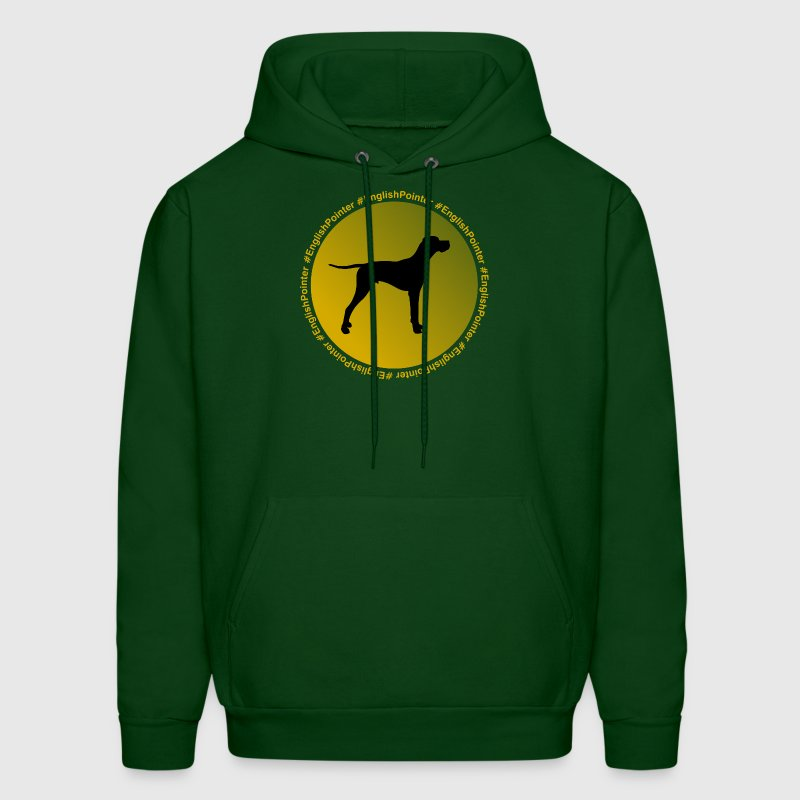English Pointer - Men's Hoodie