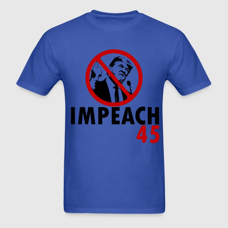 IMPEACH 45 T-Shirts - Men's T-Shirt