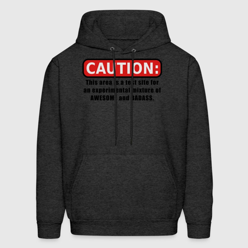 Awesome and Badass Hoodies - Men's Hoodie