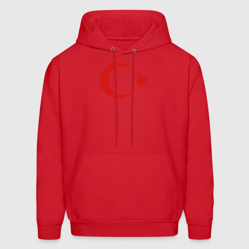 Turkish Flag - Men's Hoodie
