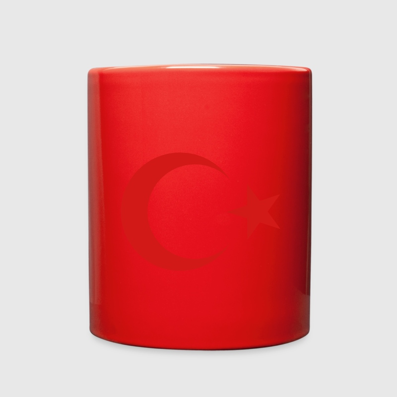 Turkish Flag - Full Color Mug
