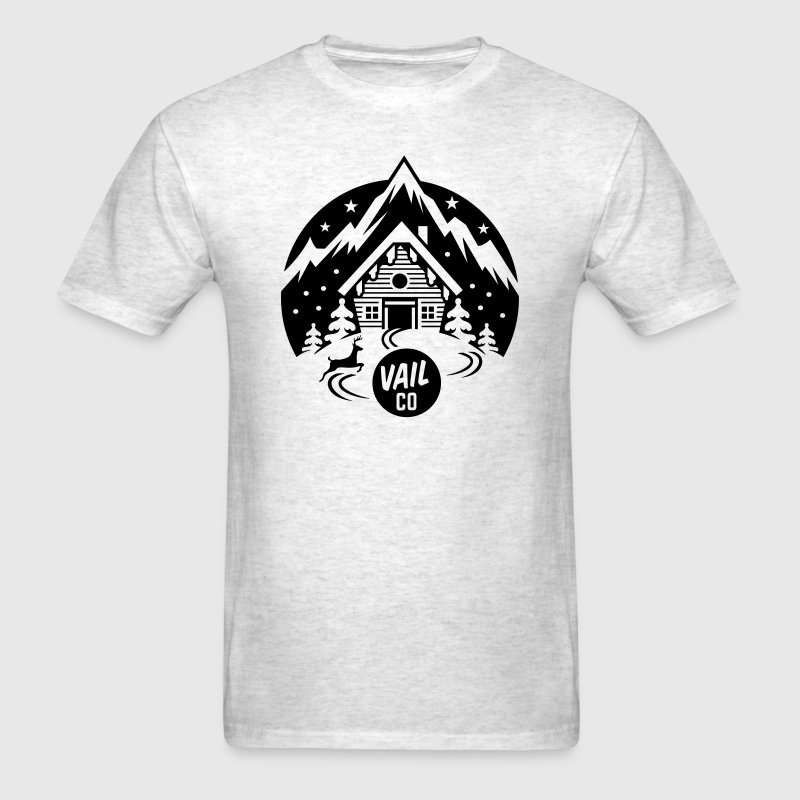 Vail Ski Resort - Men's T-Shirt
