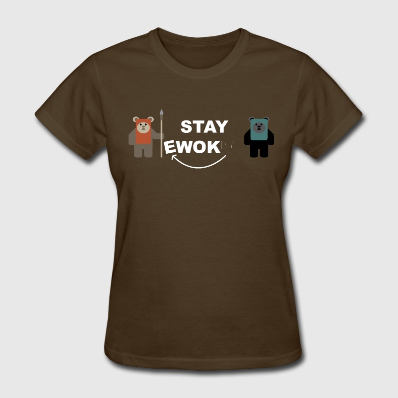 Stay... Woke? T-Shirts - Women's T-Shirt