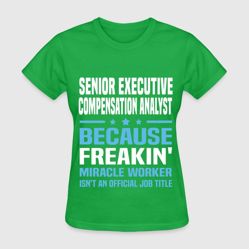 Executive Compensation Analyst] Executive Compensation Analyst ...