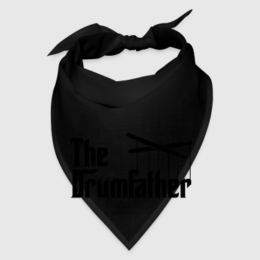 Drummer - The Drumfather Mugs & Drinkware - Bandana
