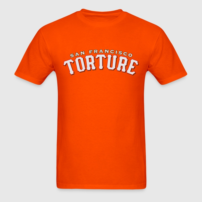 Giant Torture T-Shirts - Men's T-Shirt