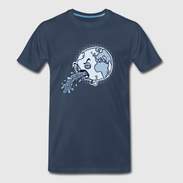 Sick and Sad Planet Sportswear - Men's Premium T-Shirt