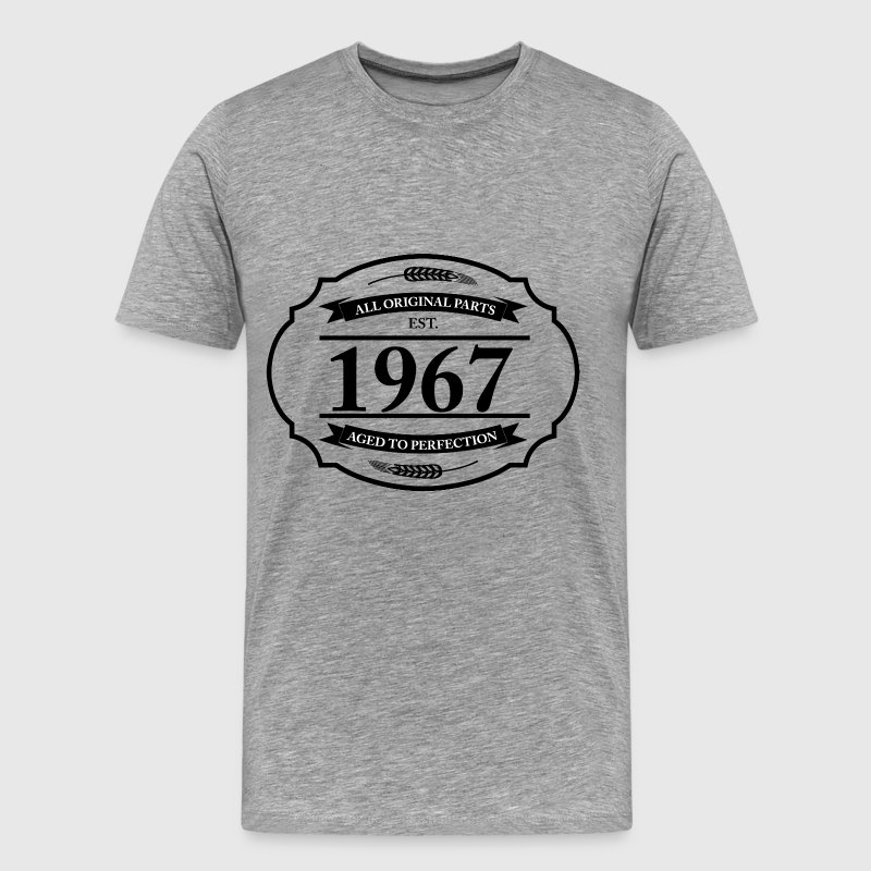All original Parts 1967 - Men's Premium T-Shirt