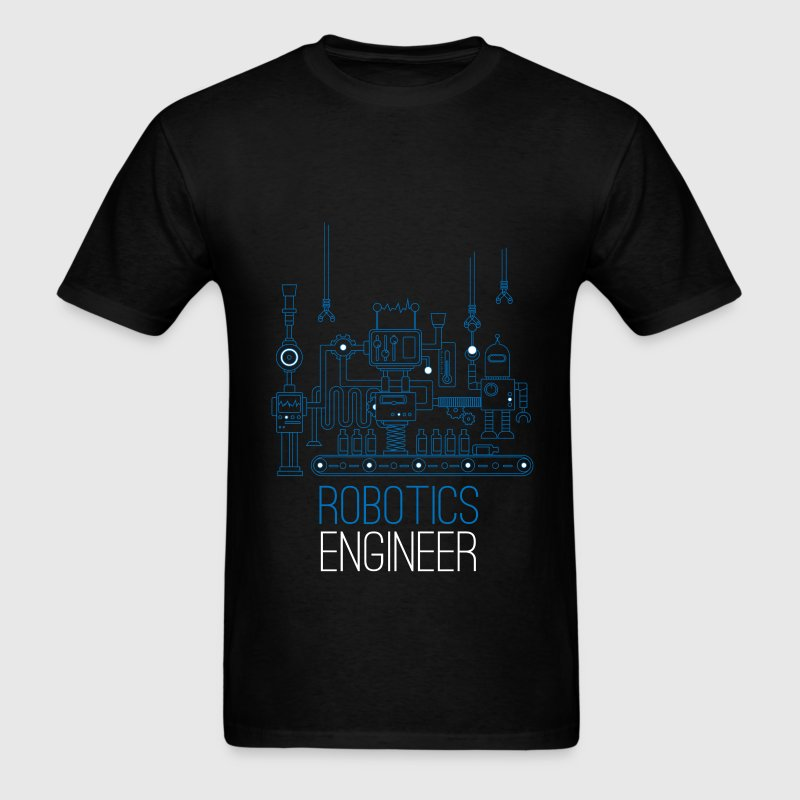 Robotics Engineer - Robotics Engineer - Men's T-Shirt