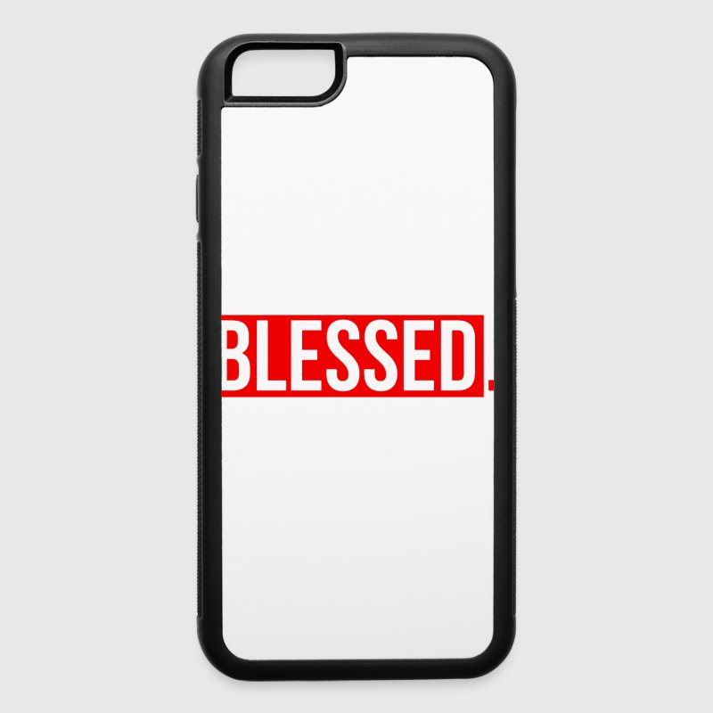 Blessed Phone & Tablet Cases - iPhone 6/6s Rubber Case