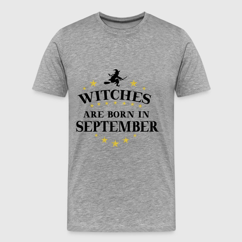 Witches September - Men's Premium T-Shirt