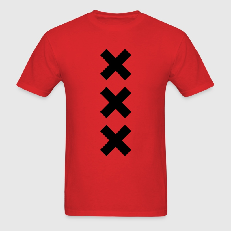 Triple x T-Shirts - Men's T-Shirt