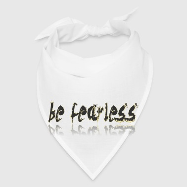 Be Fearless Travel Mug - Bandana