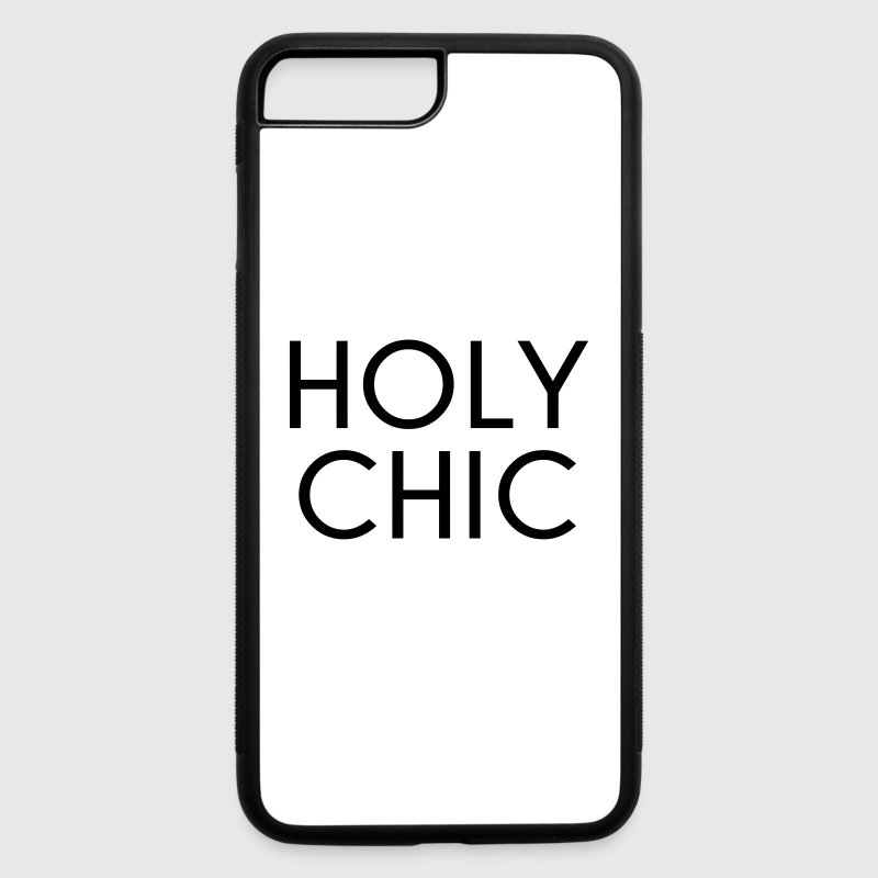 Holy Chic Funny Quote Accessories - iPhone 7 Plus/8 Plus Rubber Case