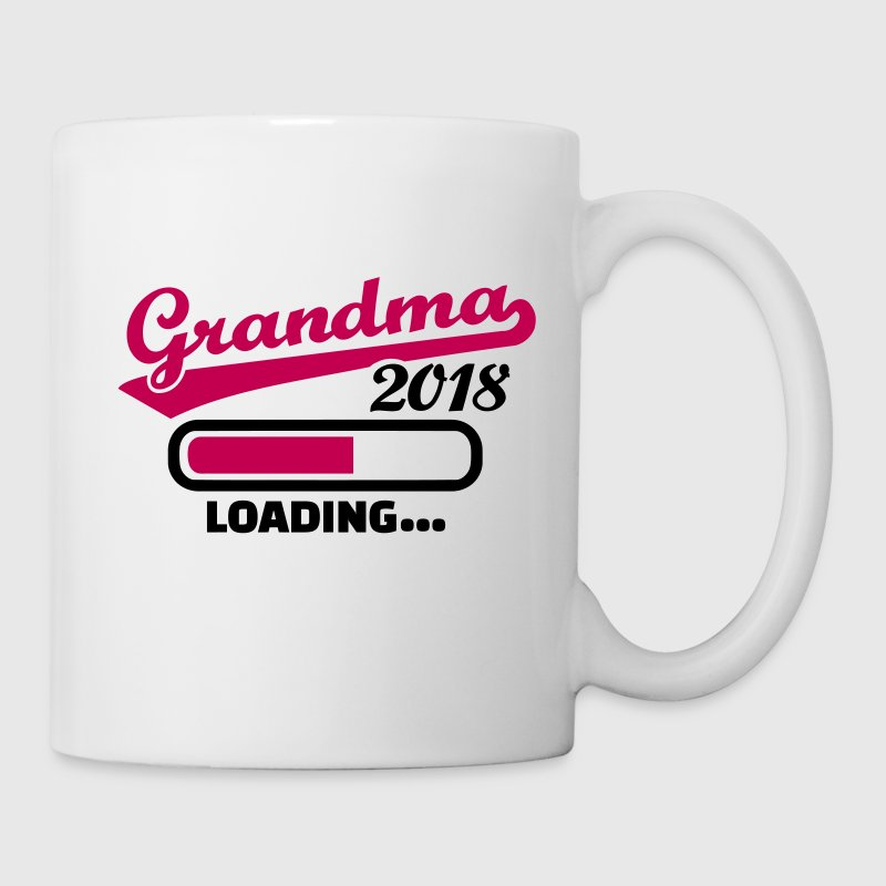 Grandma 2018 Mugs & Drinkware - Coffee/Tea Mug