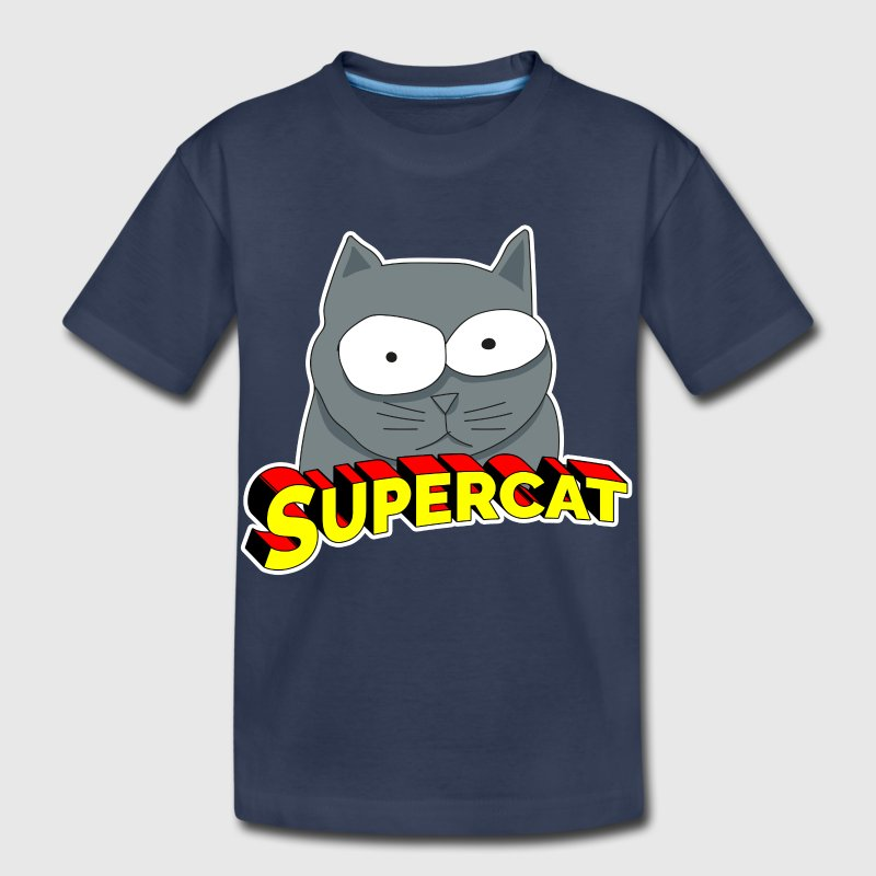 SUPER CAT Baby & Toddler Shirts - Toddler Premium T-Shirt