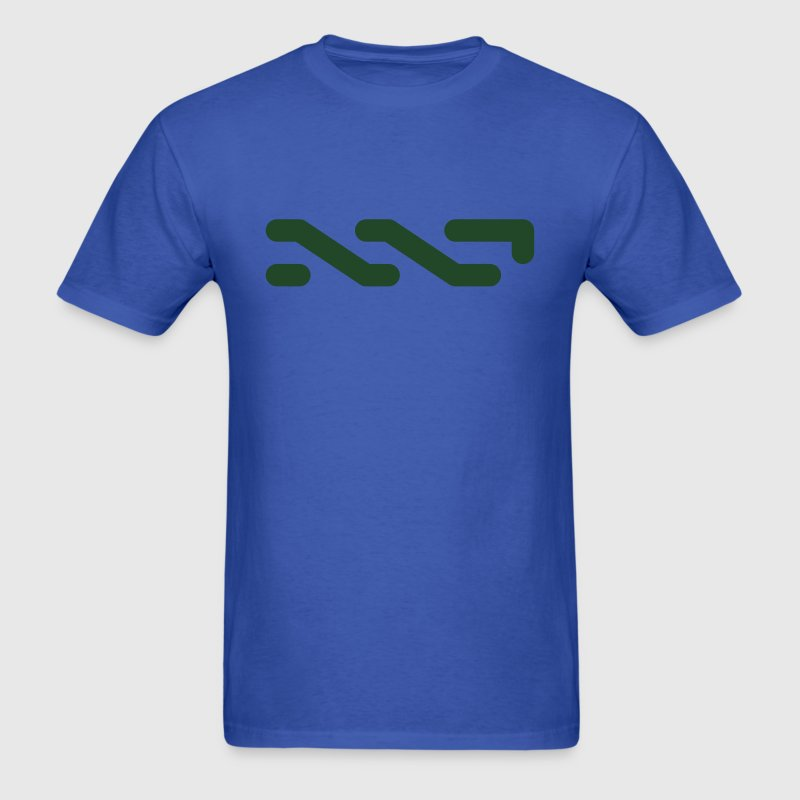 NXT Logo (Cryptocurrency) T-Shirts - Men's T-Shirt