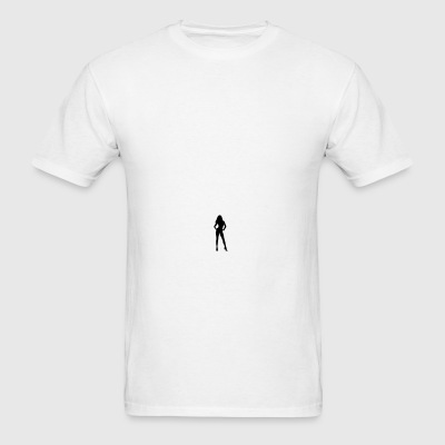 Woman, sexy girl, model  Sportswear - Men's T-Shirt