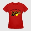 Softball Life T-Shirts - Women's T-Shirt