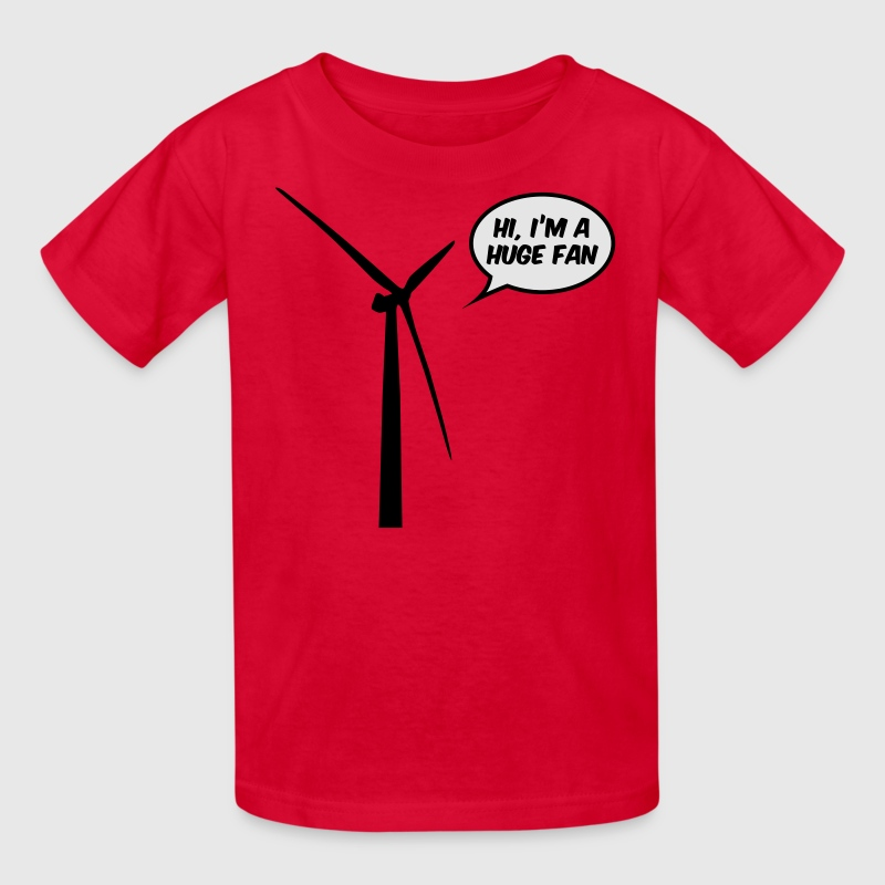 Huge Fan Kids' Shirts - Kids' T-Shirt