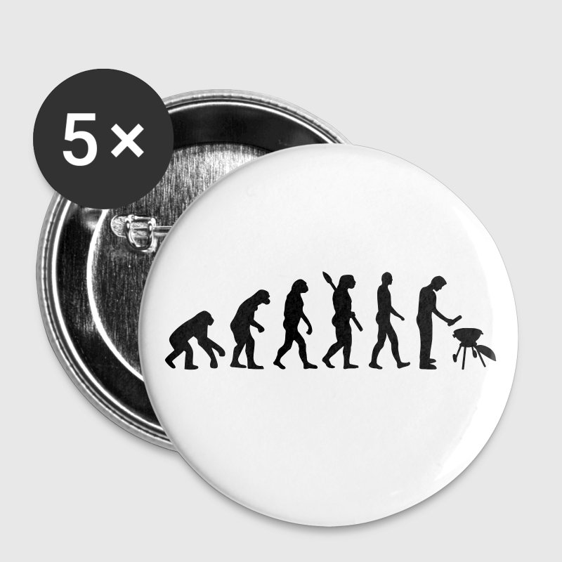 Evolution BBQ Buttons - Large Buttons