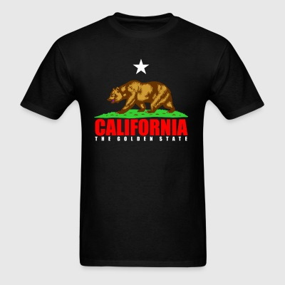 California Hoodies - Men's T-Shirt