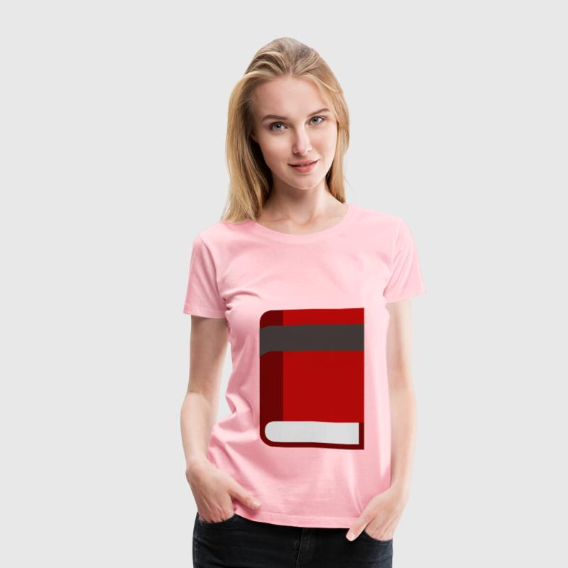 Red Book - Women's Premium T-Shirt
