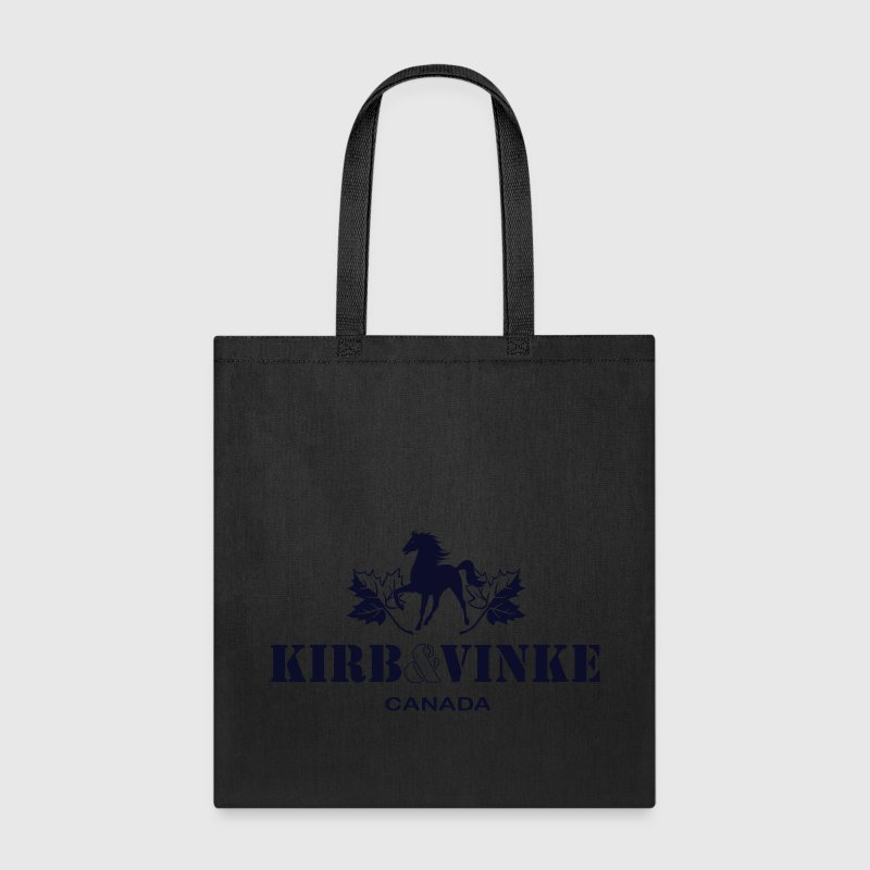 Maple horse -Navy Bags & backpacks - Tote Bag