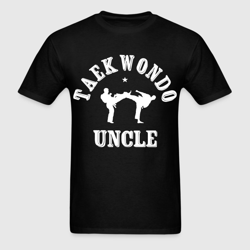 Taekwondo Uncle T-Shirts - Men's T-Shirt