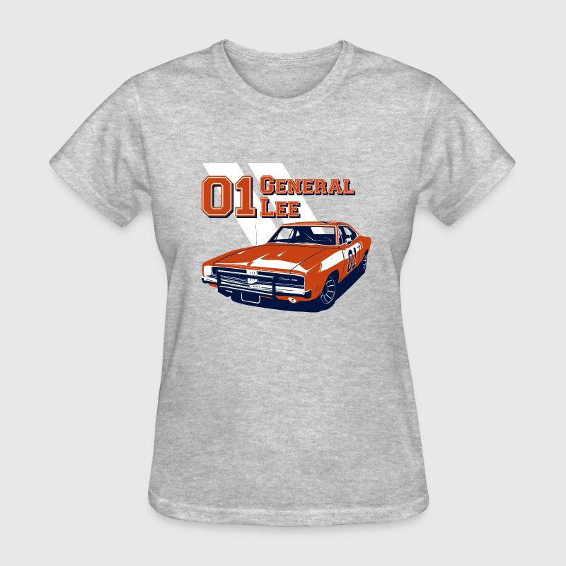 general lee T-Shirts - Women's T-Shirt