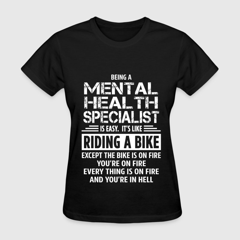 Mental Health Specialist - Women's T-Shirt