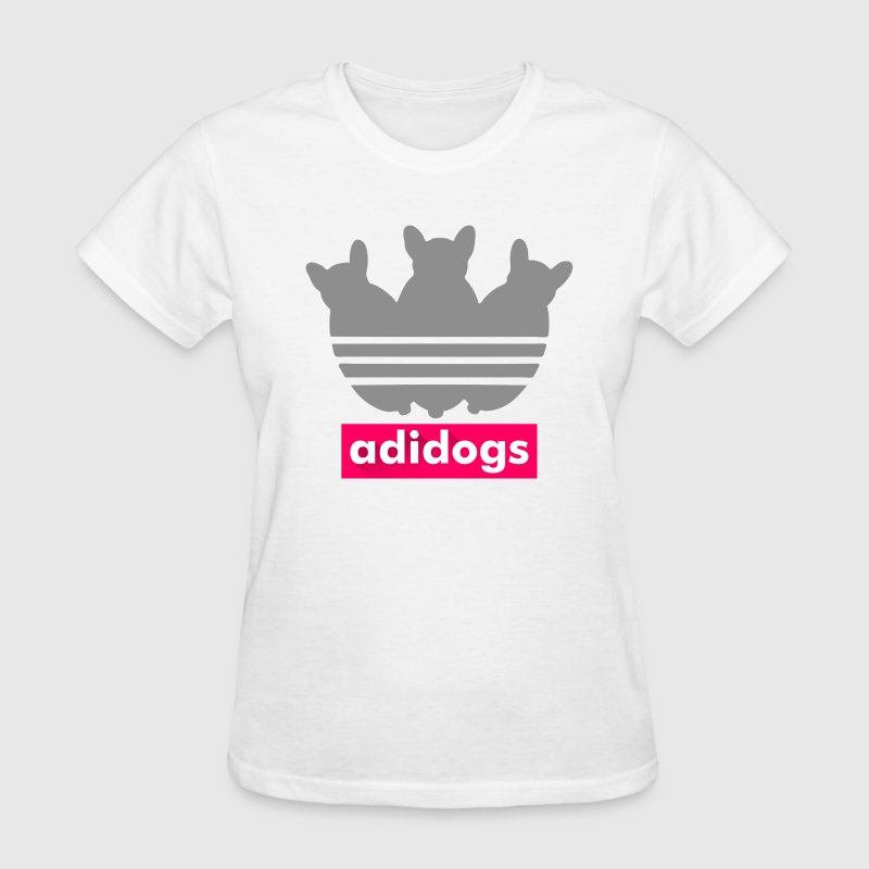 Adidogs  Parody  - Women's T-Shirt
