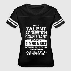 womens vintage sport t shirt - Talent Acquisition Consultant
