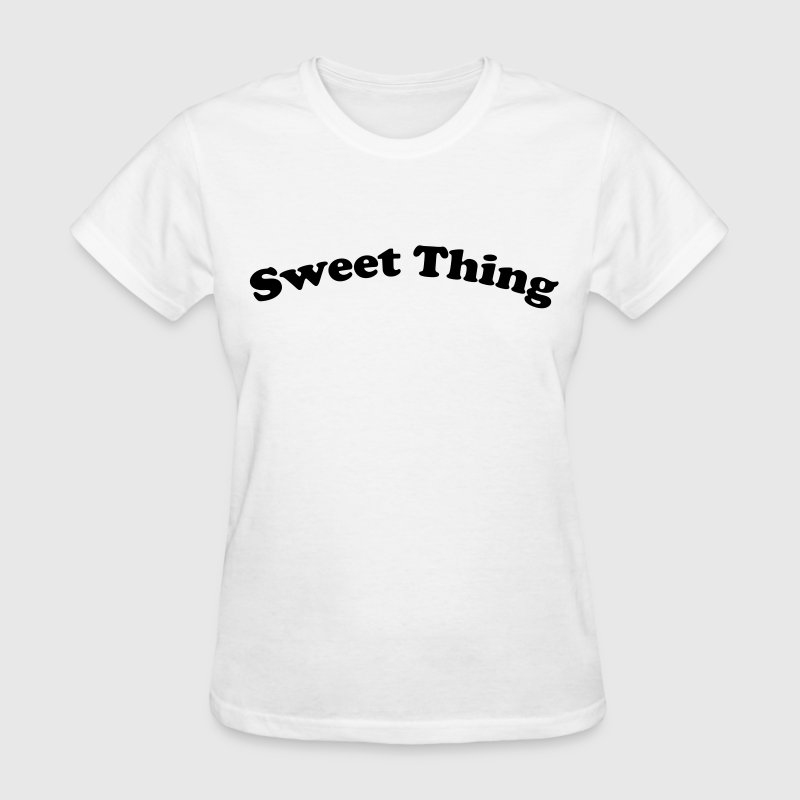 Sweet thing T-Shirts - Women's T-Shirt