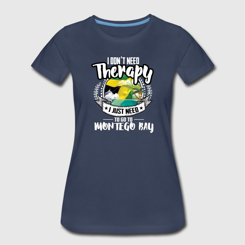 Cities Montego Bay T-Shirts - Women's Premium T-Shirt