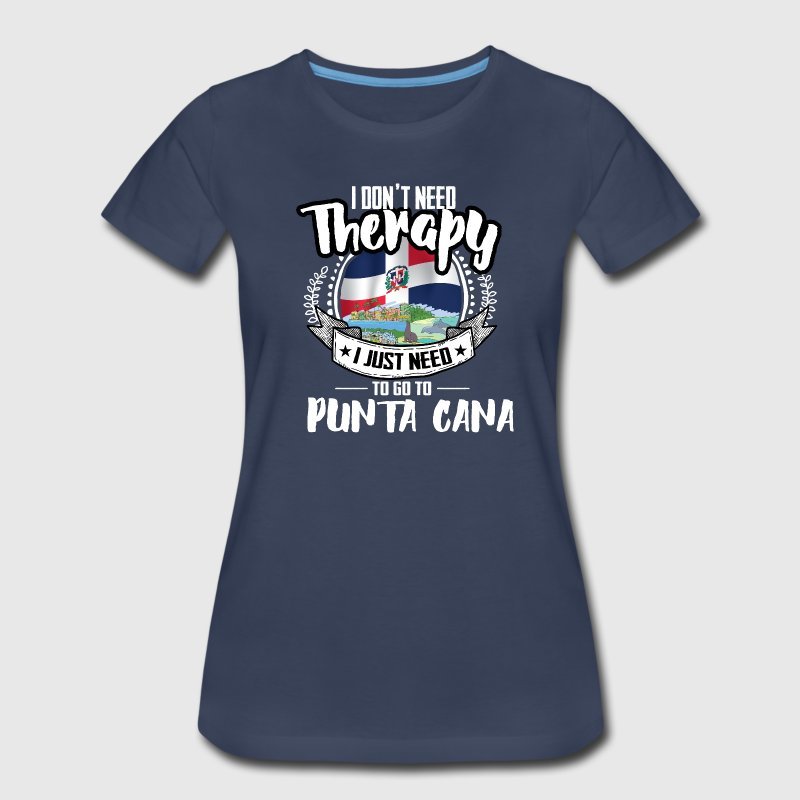 Cities Punta Cana T-Shirts - Women's Premium T-Shirt