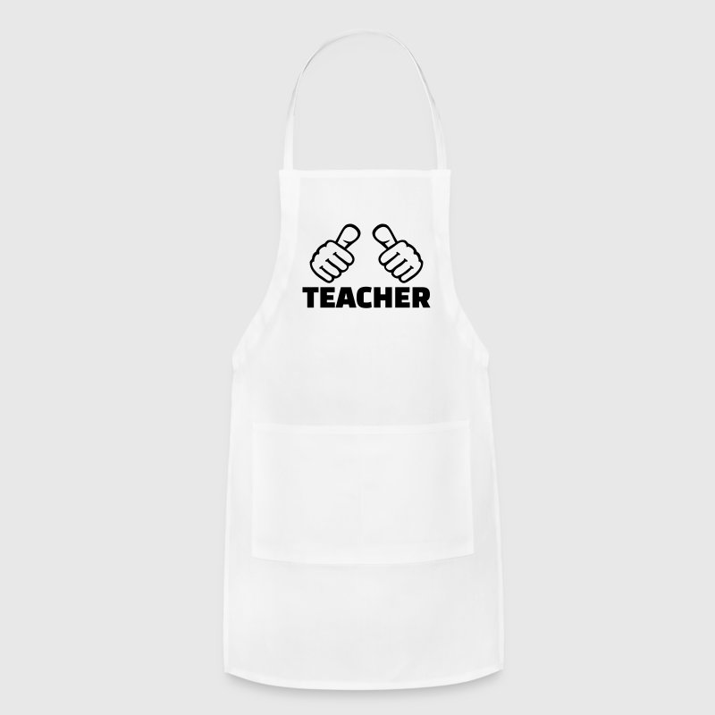 Teacher Aprons - Adjustable Apron