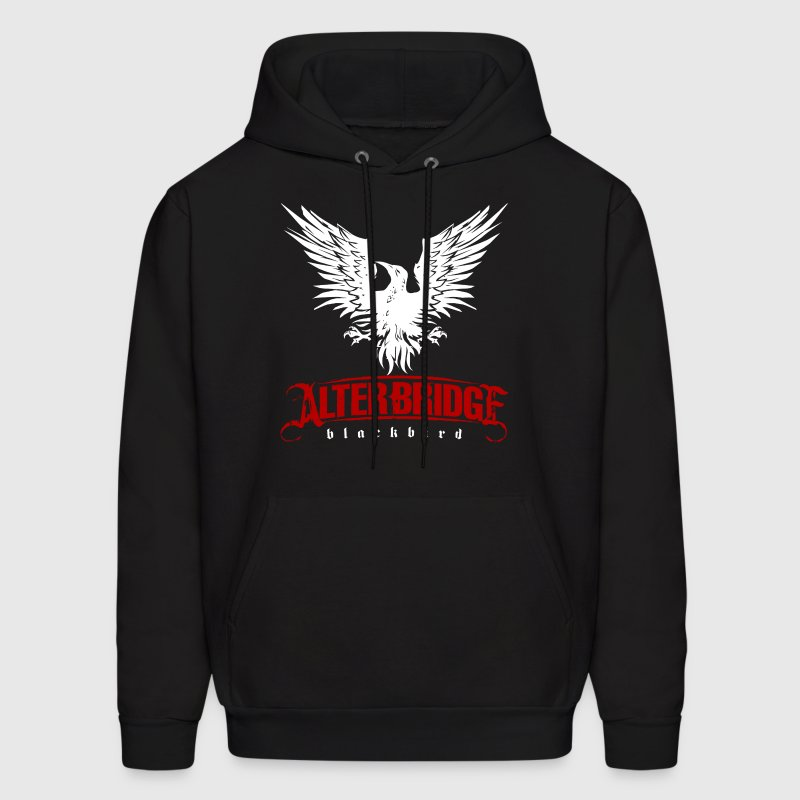 ALTER BRIDGE BLACK BIRD M - Men's Hoodie