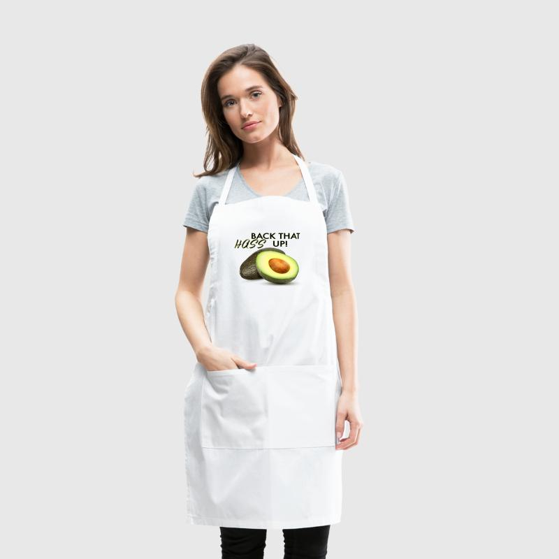 BACK THAT HASS UP! Aprons - Adjustable Apron
