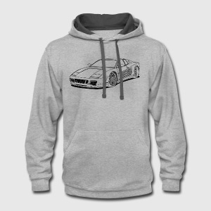 cool car outlines T-Shirt | Spreadshirt
