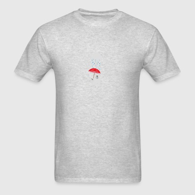 Polar Bear with Umbrella S32lb Sportswear - Men's T-Shirt