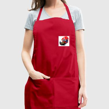 Daimos Gundam Japan Mugs & Drinkware - Adjustable Apron