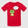 Kid's Tee - Don't Kiss Me, I'm Not Your Prince. - Kids' T-Shirt