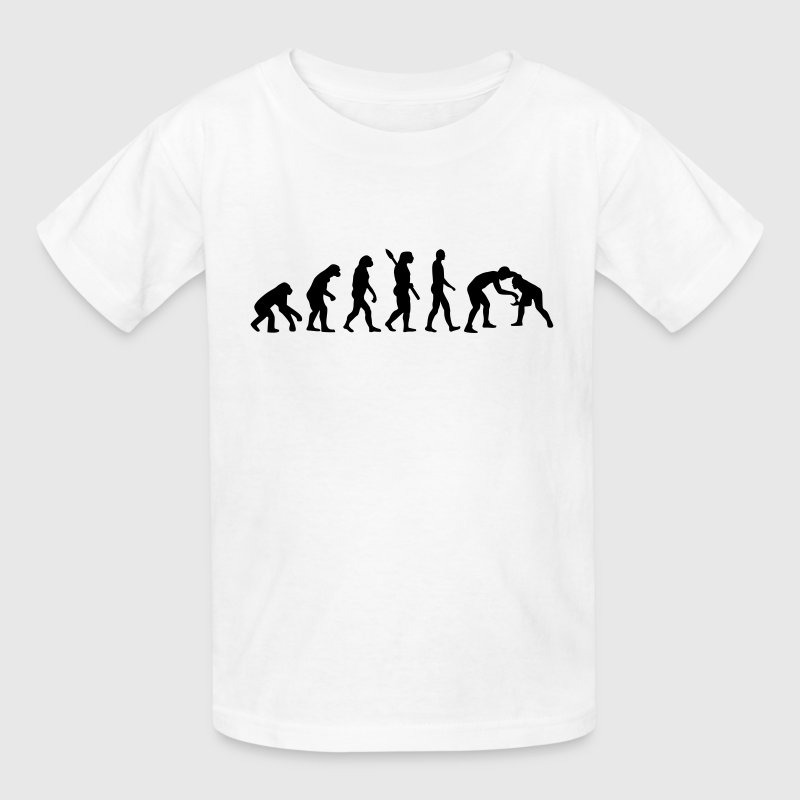 Evolution Wrestling Kids' Shirts - Kids' T-Shirt