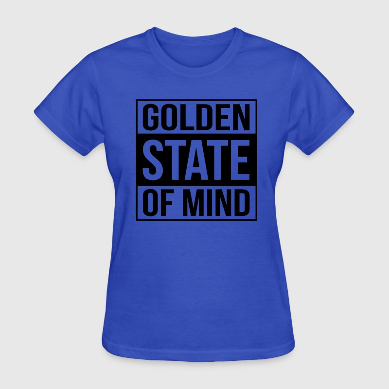 golden state of mind T-Shirts - Women's T-Shirt
