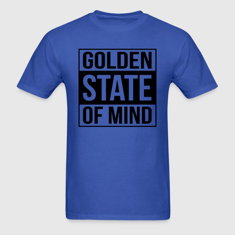 golden state of mind T-Shirts - Men's T-Shirt