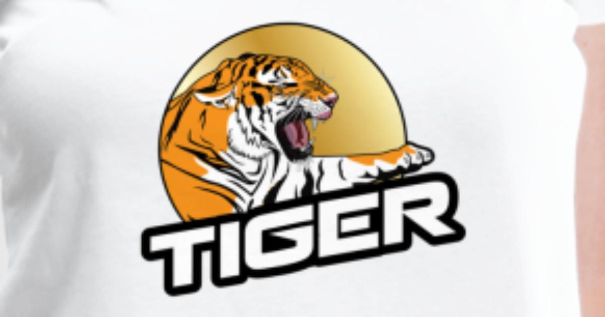 tiger symbol tshirt spreadshirt